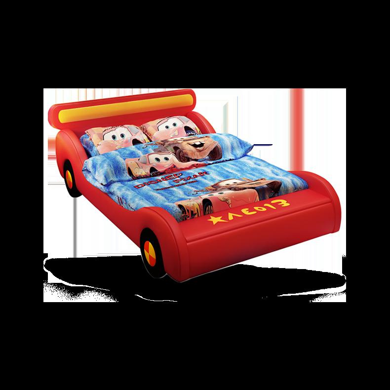 เตียงรถแข่ง