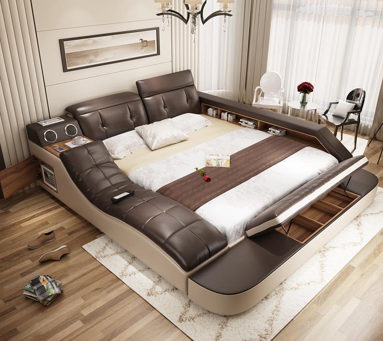 เตียงมัลติฟังก์ชั่น