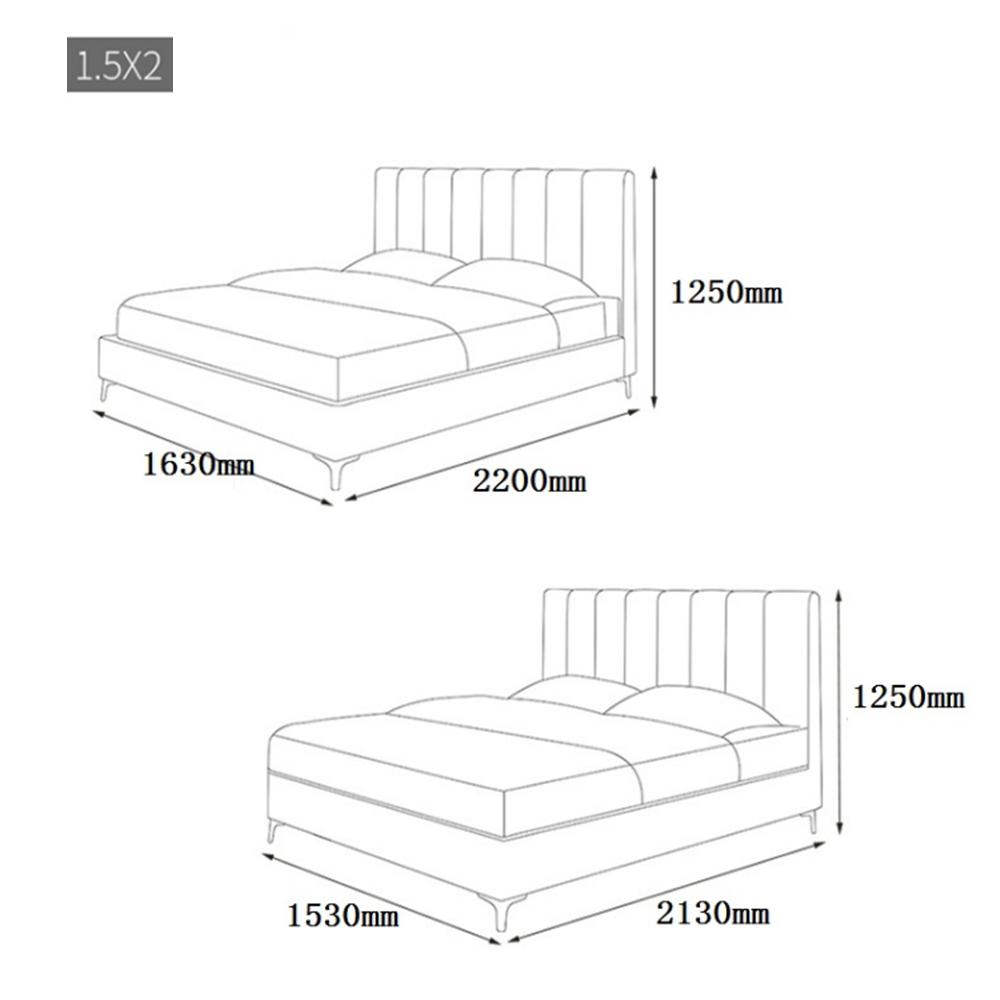 เตียงนอน luxury