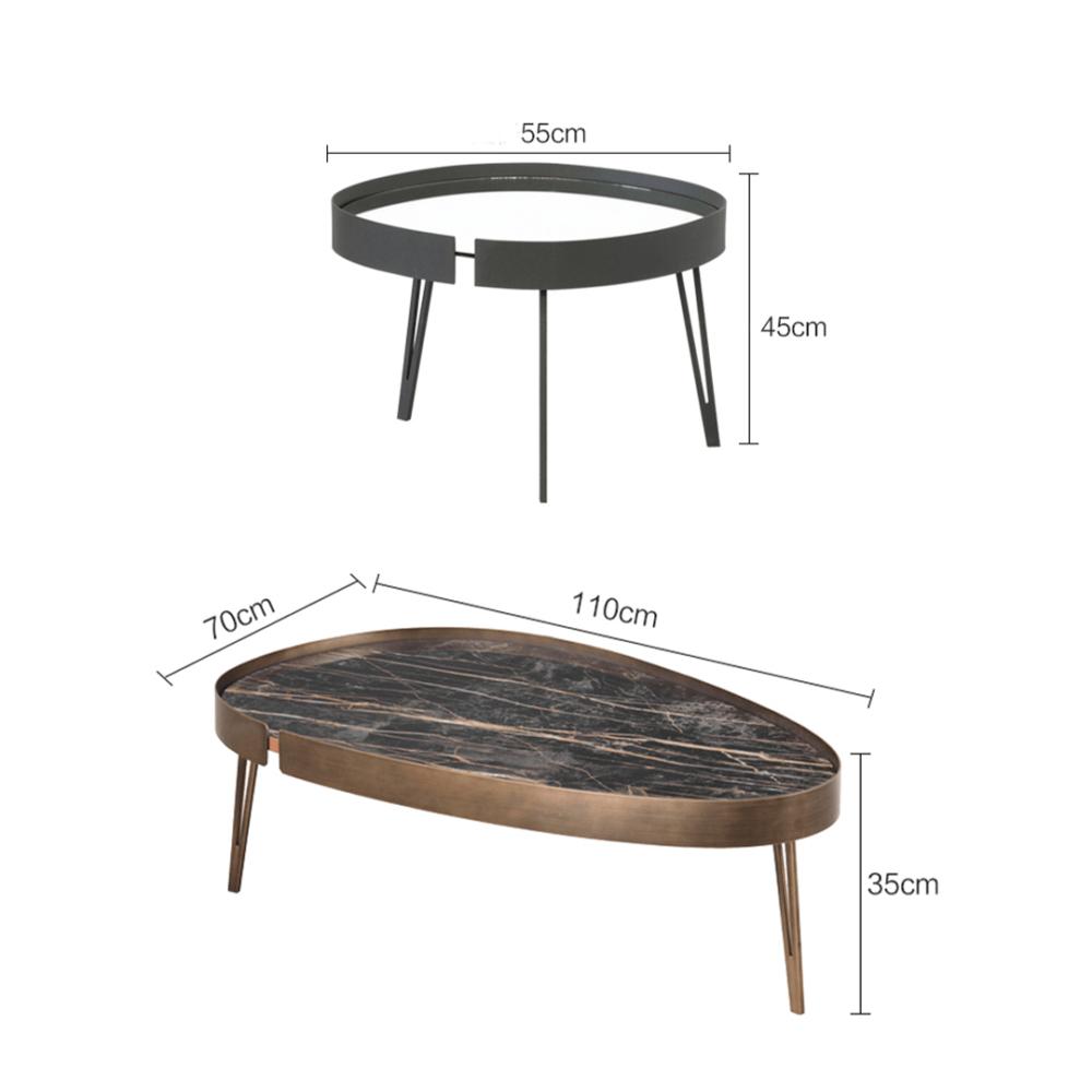 โต๊ะกลาง hightechbed