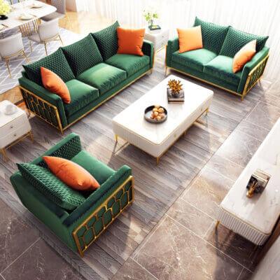 โซฟา modern luxury