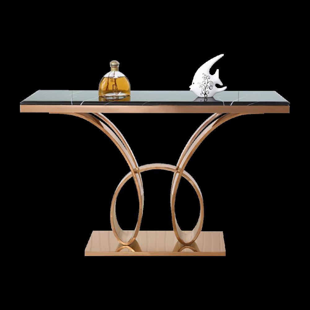 โต๊ะคอนโซลหินอ่อน