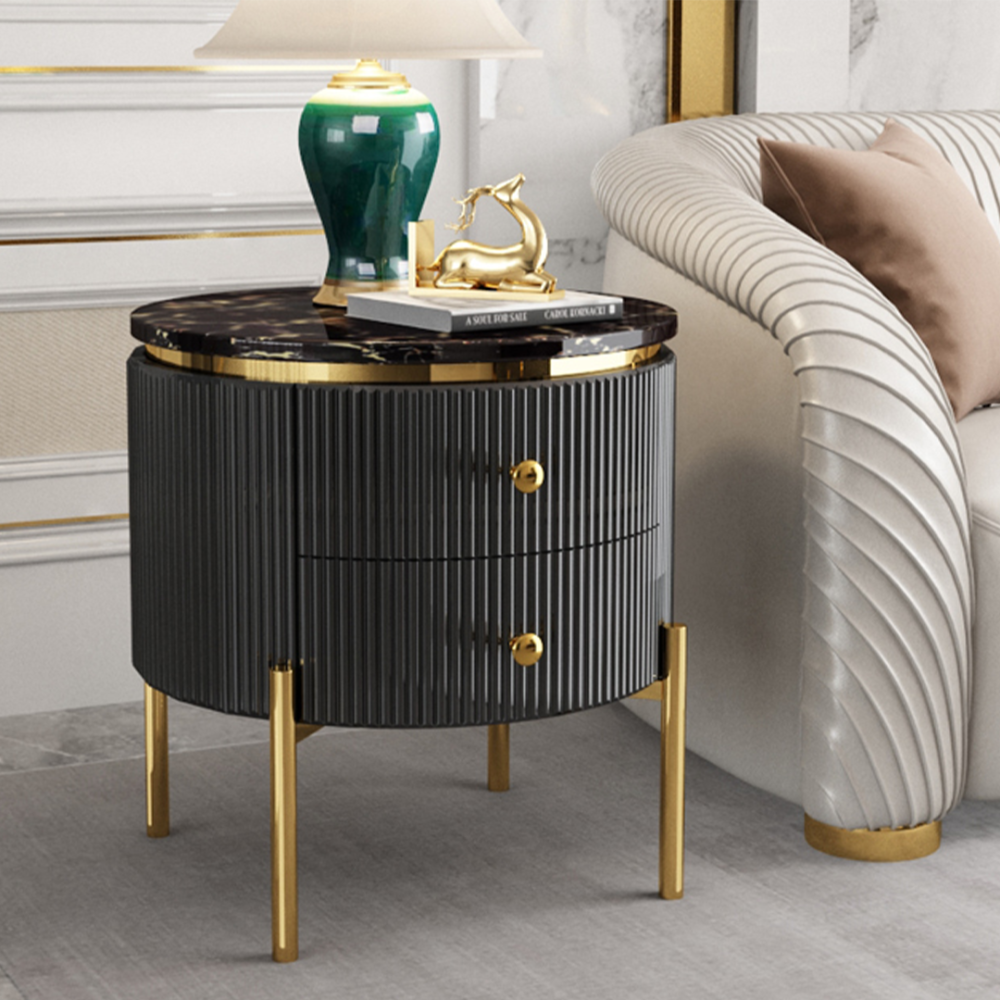 โต๊ะข้างเตียง luxury