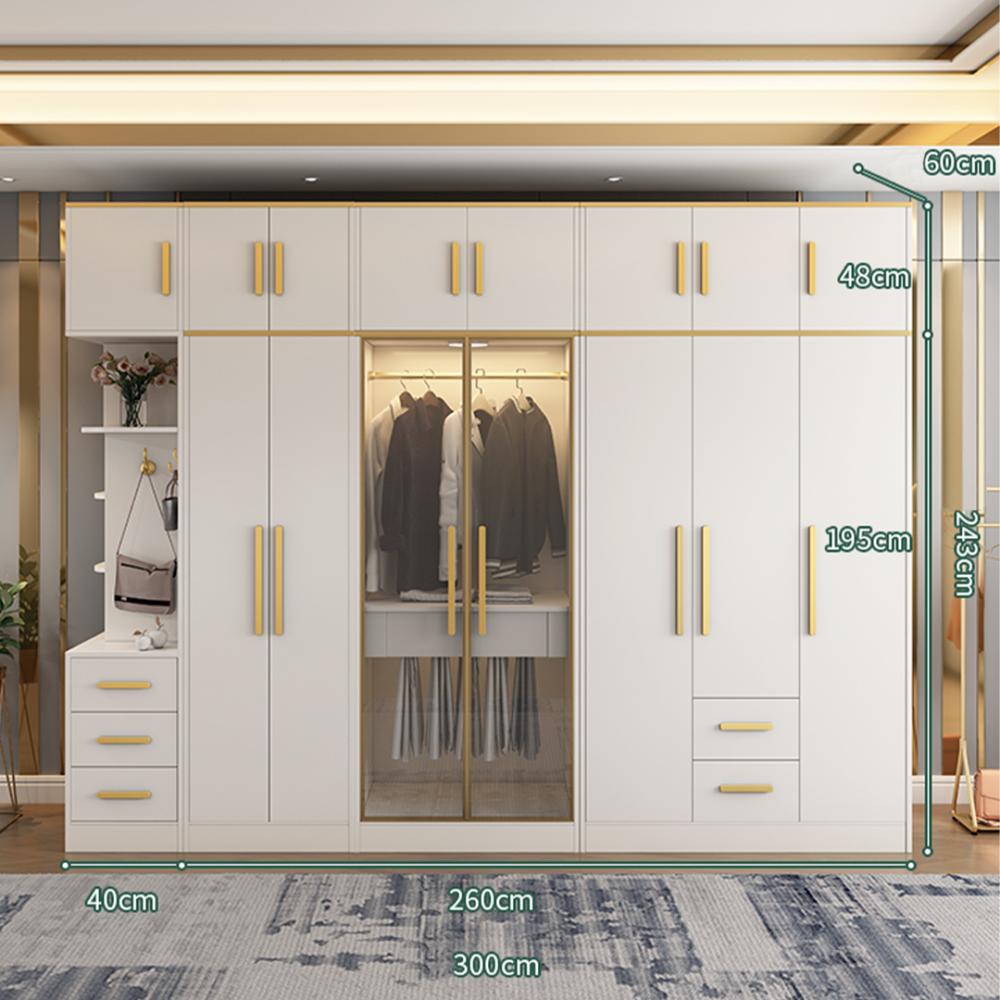 ตู้เสื้อผ้า Modern Luxury