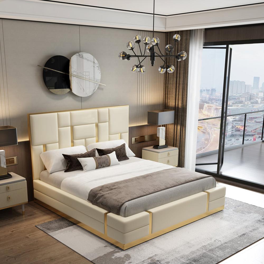 เตียงนอน Modern