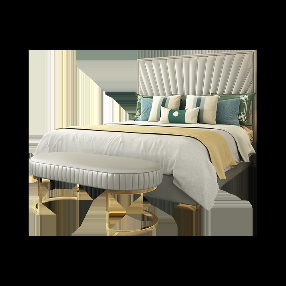 เตียง Modern