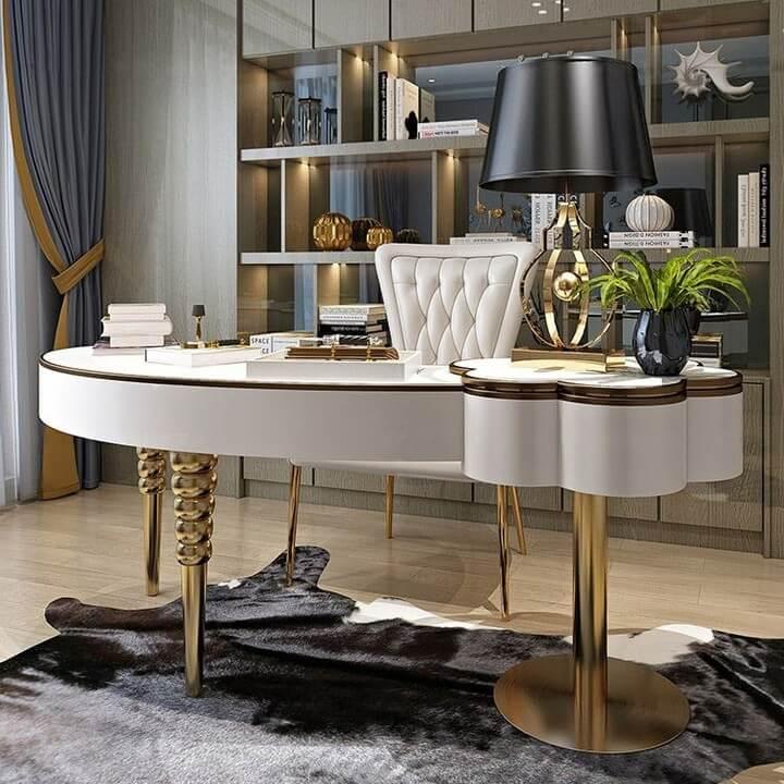 โต๊ะทำงาน Modern Luxury
